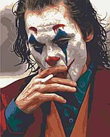 """Картина за номерами """"Джокер"""" 40х50 1 шт., фото 1"""