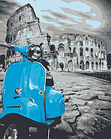 "Картина за номерами ""Рим"" 40х50 1 шт., фото 1"
