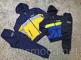 Спортивний костюм для хлопчиків трійка S&D 98-128 р. р.