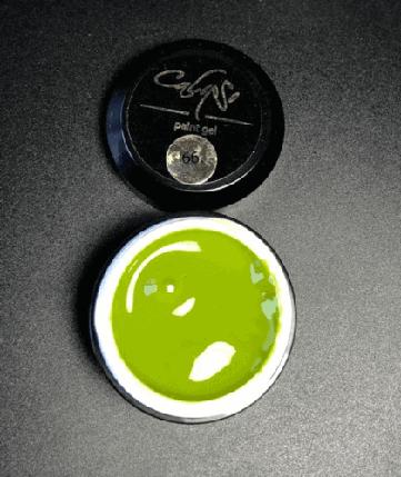 Гель-краска Calipso № 066, 5 мл, фото 2