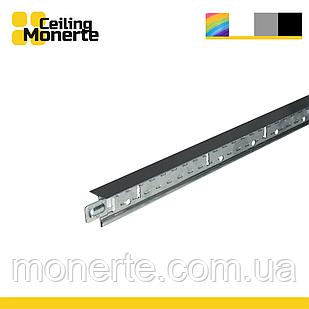 Профиль потолочный Т24 3600 серый Армстронг MONERTE
