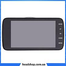 """Автомобильный Видеорегистратор DVR CT 503 (z14a) 3.5"""" Full HD 1080p - видеорегистратор с камерой заднего вида, фото 3"""
