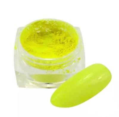Пигмент неоново желтый, фото 2