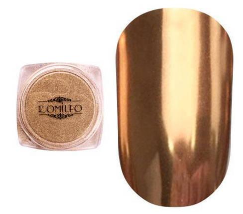 Komilfo Mirror Powder №004, бронзовый, 0,5 г, фото 2