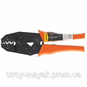Клещи для обжима электрокабеля, 0.5-10 мм, SPARTA
