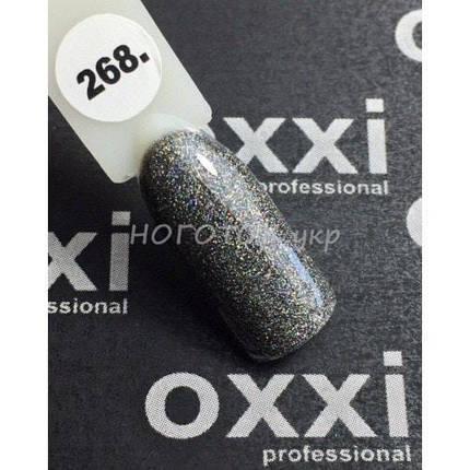 Гель-лак Oxxi № 268, 10 мл, фото 2