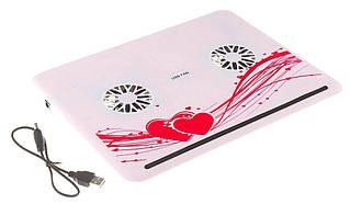 Охлаждающая подставка для ноутбука NBZ Notebook Helder