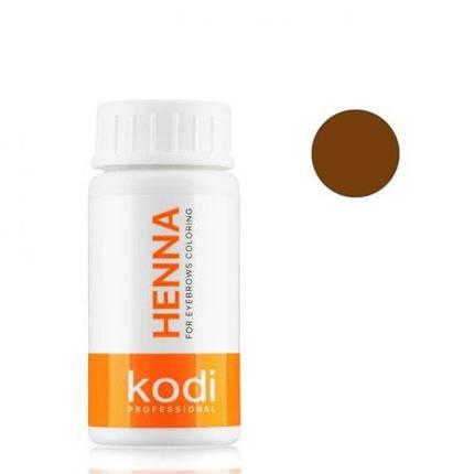 Хна Kodi темный шоколад 10 г, фото 2