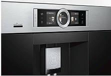 Встраиваемая автоматическая кофеварка BOSCH CTL636ES6, фото 2