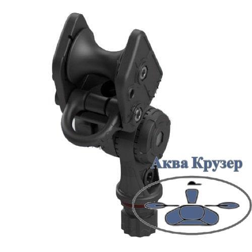 Borika FASTen ARr004 Усиленный поворотно-наклонный рым-ролик для якоря до 20 кг с направляющим кольцом