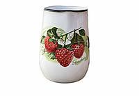 Кувшин эмалированный 2,5л 2311/2 Лесная ягода Idilia, фото 1