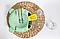 Тарелка для семечек и орехов с подставкой для телефона, фото 5