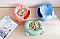 Тарелка для семечек и орехов с подставкой для телефона, фото 3
