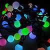 Гірлянда Кульки 10мм 100 LED 6м