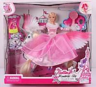 Кукла типа Барби с пегасом 66305