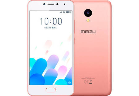 Смартфон Meizu M5C 16 Gb Pink Stock A-, фото 2