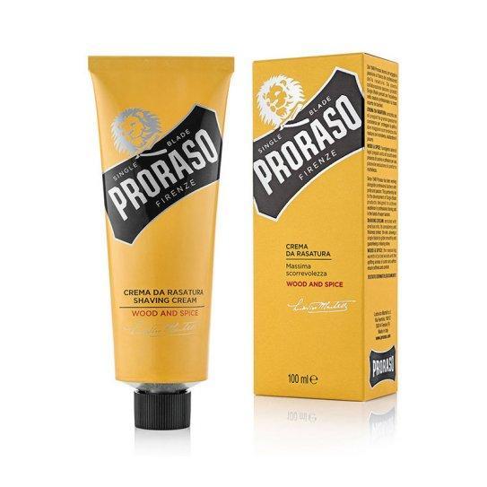 Крем для бритья Proraso Wood&Spice Shaving Cream 100мл