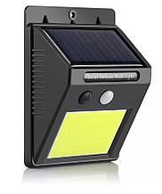 Уличный светильник с датчиком движения на солнечной батарее NBZ Solar Motion LED 48