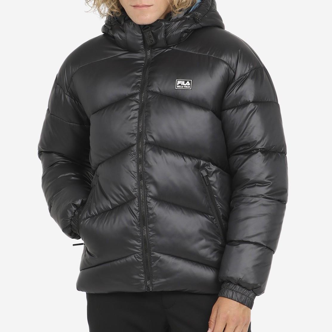 Утепленная мужская куртка Fila