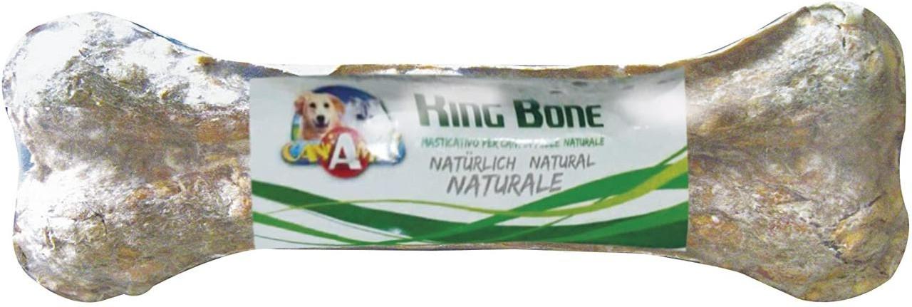 Лакомство для собак Croci KingBone. Кость 8,5 см (1шт/уп)