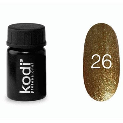 Гель-краска Kodi №26, 5 мл, фото 2