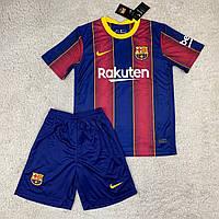Футбольная форма Барселона/ Barcelona football uniform 2020-2021