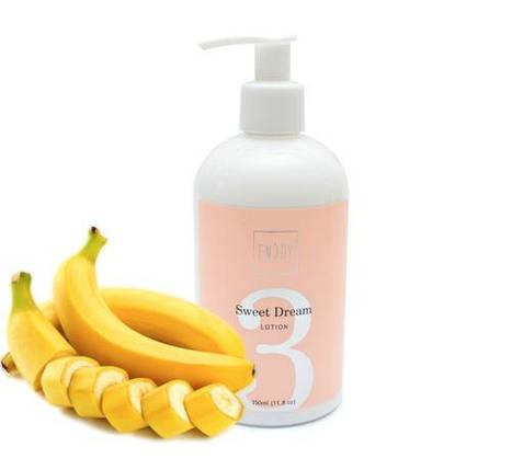 Крем для рук Enjoy Professional, № 3, Banana, 350 мл, фото 2