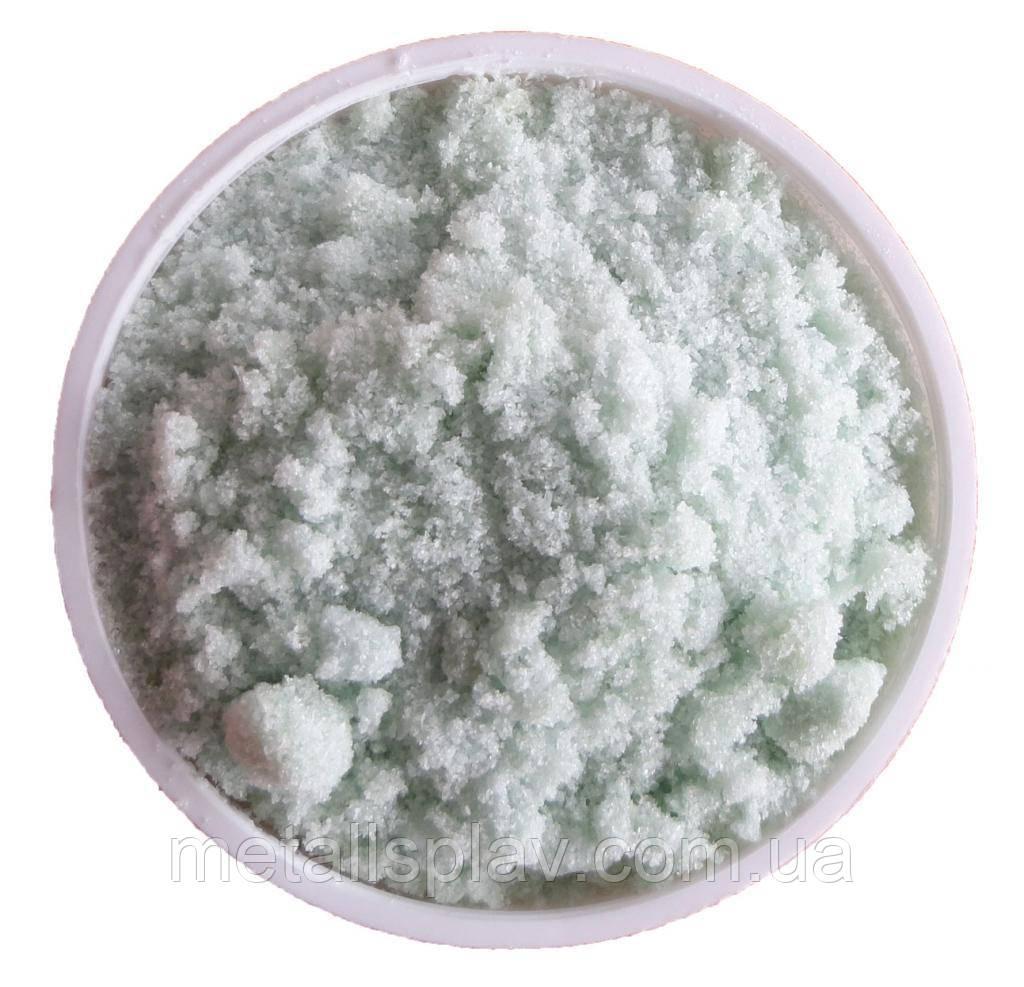 Аммоний железо сернокислый (соль мора) 6-водный, чда