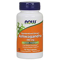 NOW Foods Ashwagandha 450 mg 90 veg caps