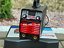 Сварочный инверторый аппарат Sirius MMA-320 с кейсом, фото 5