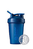 Спортивный шейкер BlenderBottle Classic Loop 590ml Navy (ORIGINAL), фото 1