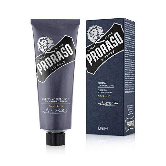 Крем для бритья Proraso Azur&Lime Shaving Cream 100мл