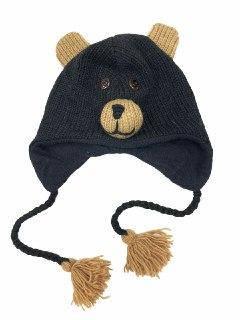 Шапка детская KathMandu (bear), фото 2