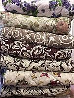 Зимнее одеяло двухспалка коттон бязь