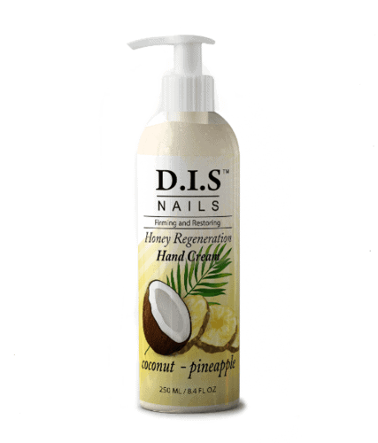 Крем для рук DIS Honey Regeneration coconut pineaplle 250 мл