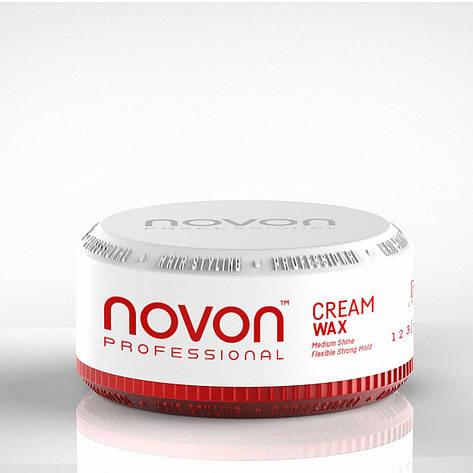 Помада для волос Novon Cream Wax 50 мл, фото 2