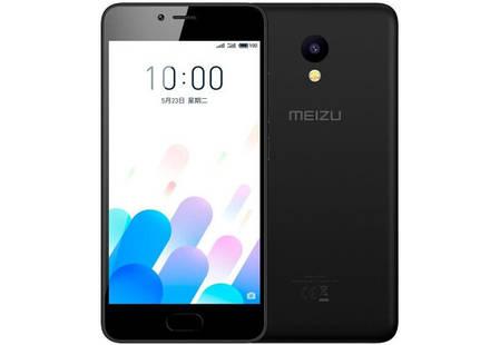 Смартфон Meizu M5C 16 Gb Black Stock B, фото 2
