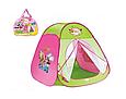 """Детская Игровая палатка 815S """"Клуб Винкс -  Winx"""" 90-80-80 см, фото 2"""