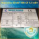 Бытовой наружный водяной насос для насосной станции водоснабжения частного дома Watomo Silver 100 CF 1.1 кВт, фото 7