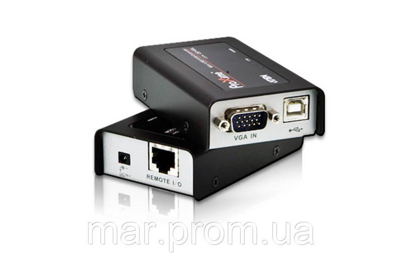 KVM-удлинитель MINI USB 100м