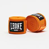 Бинти боксерські Leone Orange 3,5 м