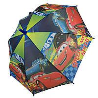 """Детский зонтик-трость """"Тачки"""" для мальчика от Paolo Rossi, разноцветный, 008-2, фото 1"""