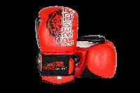 Боксерские перчатки PowerPlay 3006 Красные 10 унций, фото 1