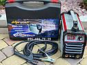 Сварочный инверторый аппарат Луч Профи ММА-300 с чемоданом, фото 5