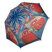 """Детский зонтик-трость """"Тачки"""" для мальчика от Paolo Rossi, разноцветный, 008-3, фото 1"""