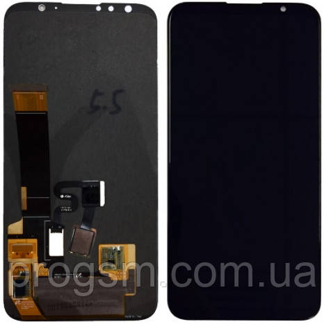 Дисплей Meizu 16th (M882H) complete Black