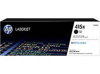 Картридж HP 415X CLJ Pro M414/454/479 Black (W2030X)
