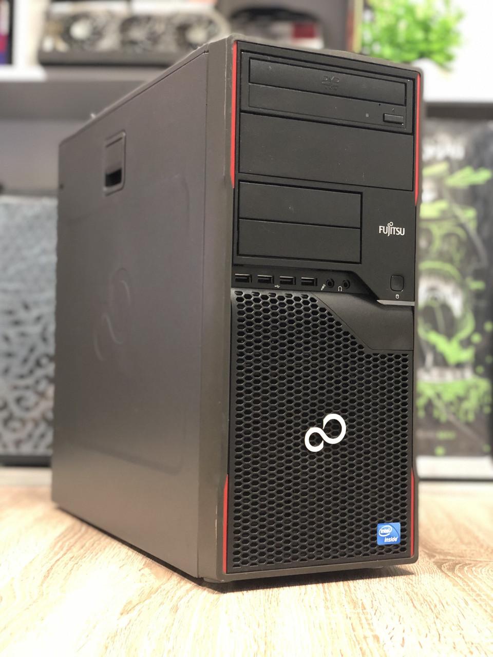 Компьютер Fujitsu P700 Intel Core I3-2120 3.3GHz RAM 4GB DDR3 HDD 500GB
