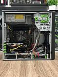 Компьютер Fujitsu P700 Intel Core I3-2120 3.3GHz RAM 4GB DDR3 HDD 500GB, фото 4
