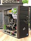 Компьютер Fujitsu P700 Intel Core I3-2120 3.3GHz RAM 4GB DDR3 HDD 500GB, фото 5